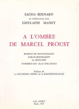 A l ombre de Marcel Proust